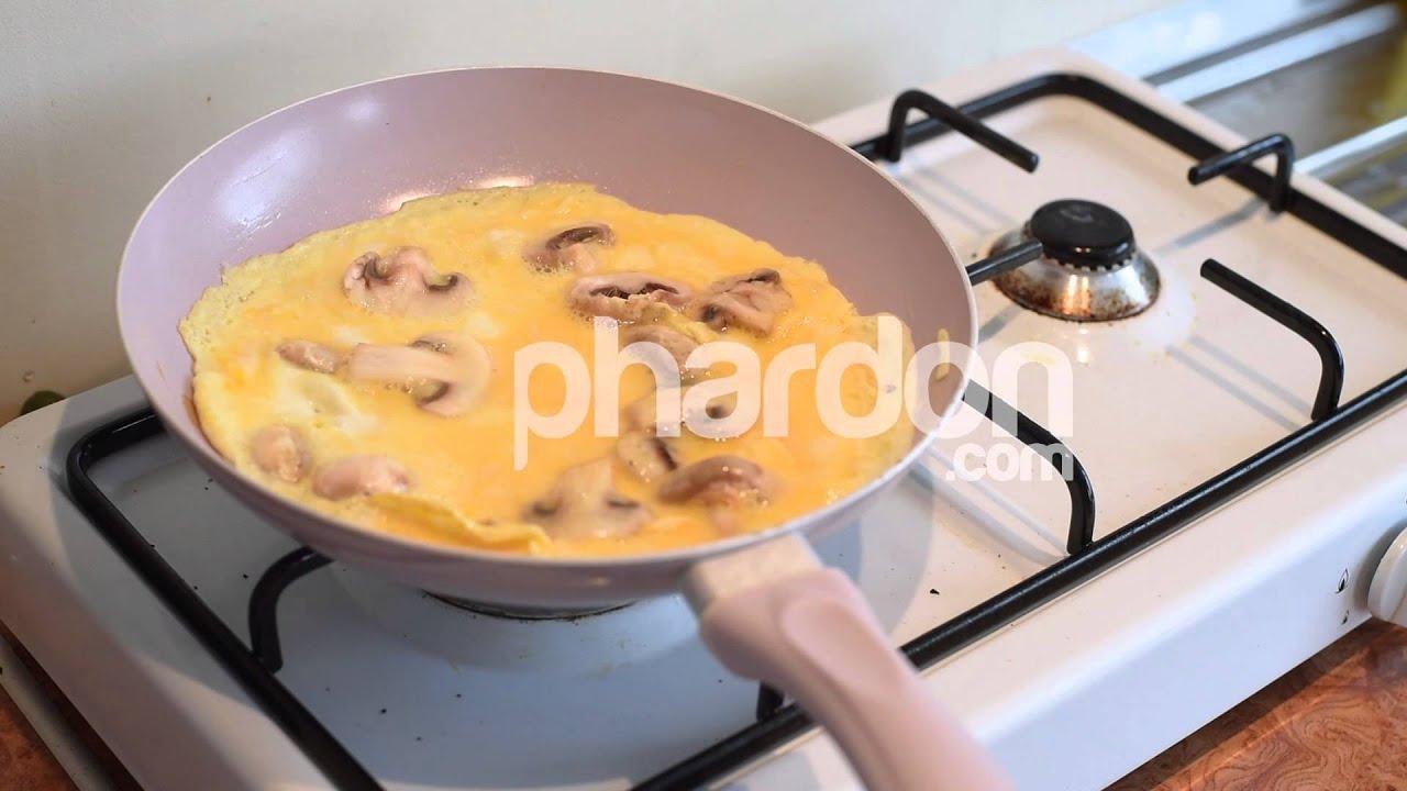 Mantarlı Yumurta Tarifi Videosu