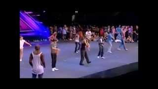 Zayn Malik's incredible dance