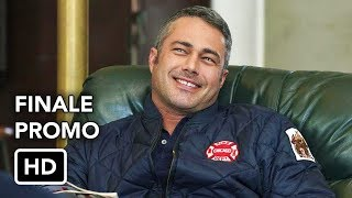 "Chicago Fire 6x22 ""One for the Ages"" / 6x23 ""The Grand Gesture"" Promo (HD) Season Finale"