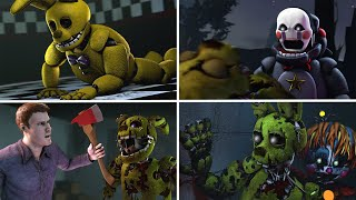- all of the rise of springtrap animations