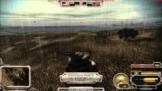 Gettysburg Armored Warfare: Offline Army Skirmish and Online Deathmatch Gameplay
