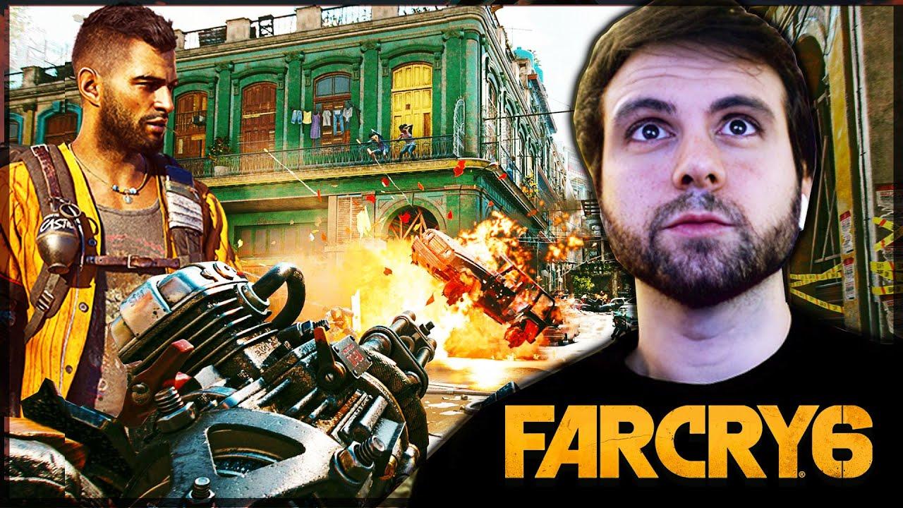 Download FAR CRY 6 en PS5 - Comienza la aventura #1
