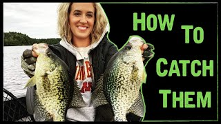 Fall Crappie Fishing Guide