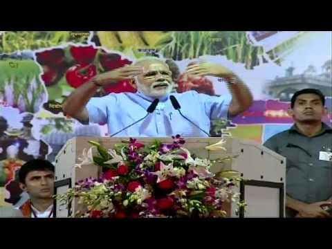 PM Modi's Public Address At Nashik, Maharashtra