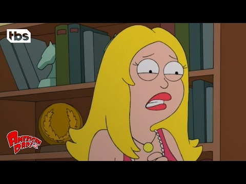 American Dad: Francine Hides From The Ladybugs (Season 1 Episode 16 Clip) | TBS