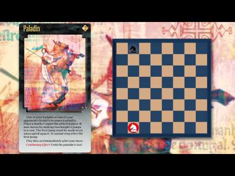 Steve Jackson Games: Knightmare Chess Unboxing