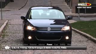 2014 Volkswagen Jetta Test Drive