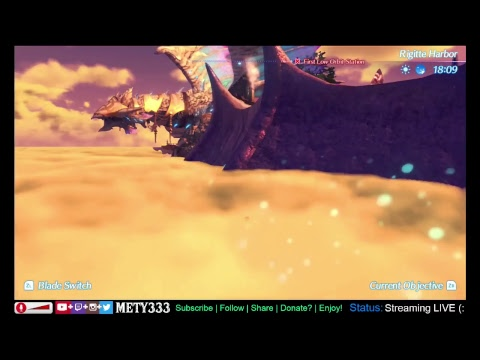 ENDLESS STREAM? Day 6: The World Tree: The ENDING! Chapter 9 FINAL in Xenoblade Chronicles 2