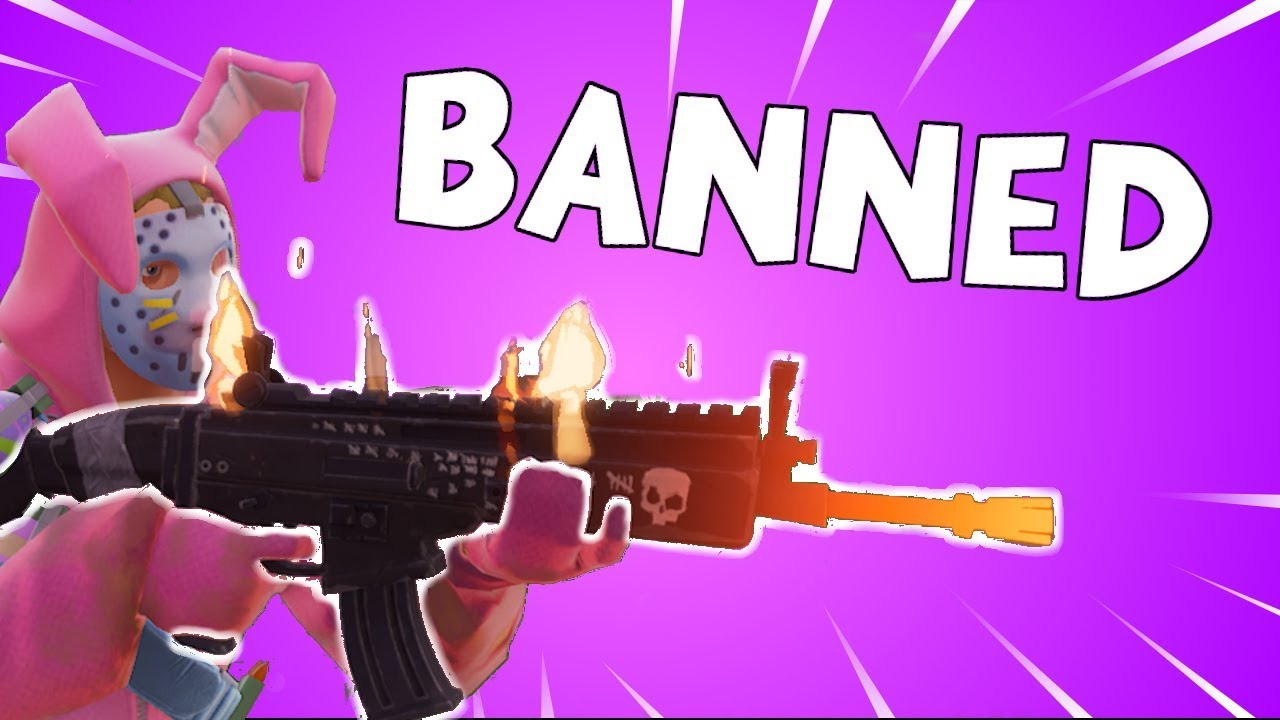 Fire Nocturno? RAREST WEAPON in Fortnite | Hacked or Le... | Doovi