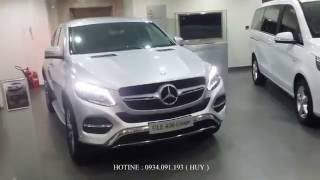 MERCEDES GLE 400 COUPE 2019 , GIÁ XE MERCEDES GLE 400 COUPE 2019 MỚI, XE MERCEDES GLE 400 COUPE GIÁ