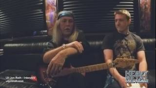 Heavy Metal Television - Uli Jon Roth Interviewed by Kevin Blunk