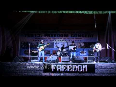 'socha-hai'-by-arjun-the-band-:-tibetan-freedom-concert