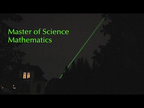 Studying Mathematics in Göttingen
