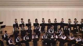 海角傳奇 台南市安順國中 concert band 2009