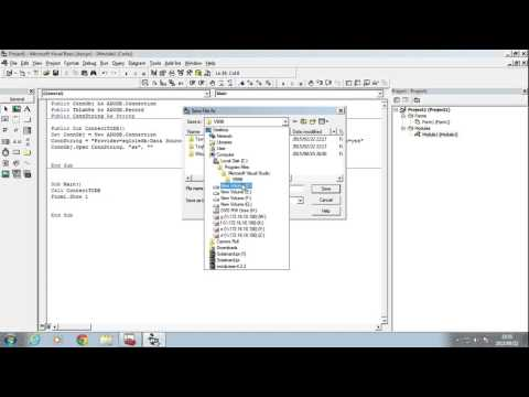 how to connect visual basic and Tutorial on how to create a simple lightswitch application, connecting to an mysql database using visual studio lightswitch and dotconnect for mysql.