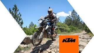 KTM 790 ADVENTURE R – The spirit of adventure | KTM