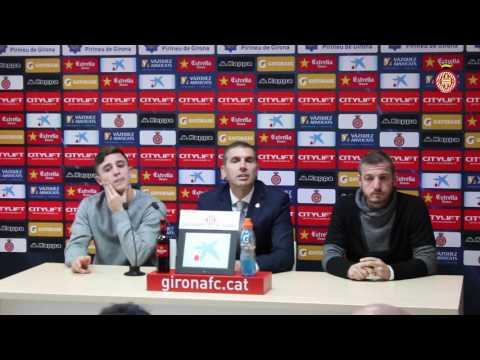 Roda de Premsa presentació Pablo Maffeo