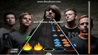 Guitar Flash Undefeated - Blessthefall 100% Expert 47,059