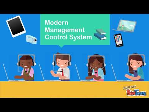 Difference Between Traditional Management Control System And Modern Management Control System