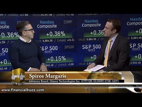Exclusive Interview w/ Glance Technologies Inc. (CSE: GET) (OTCQB: GLNNF) (FKT: GJT) Spiros Margaris