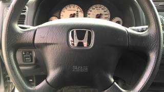 How To Remove and Replace or Upgrade a Honda Civic Steering Wheel