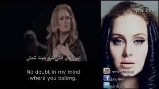 أجمل ما غنت أديل Adele Make You Feel My Love