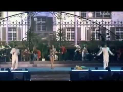 Группа Игра Слов Алина Кабаева выступление на песне года