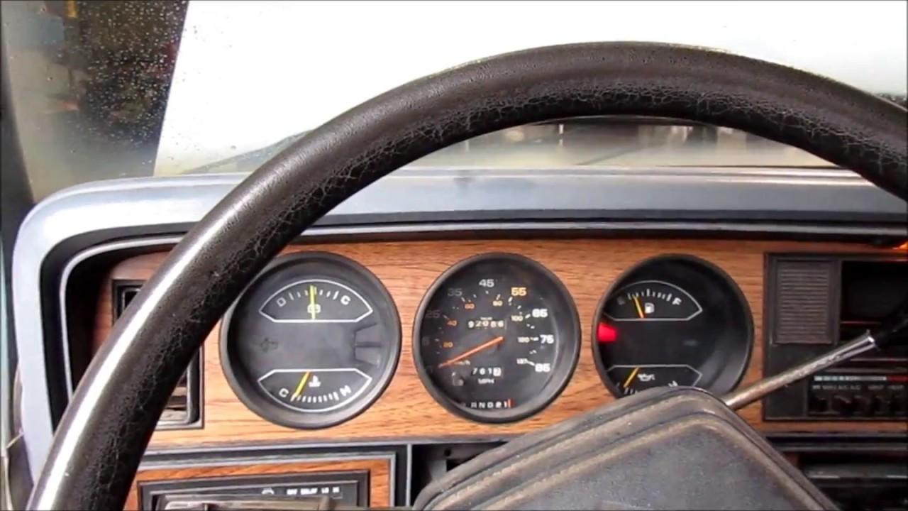 Dodge Ramcharger 4x4 1985 Dodge Ram D150 Wiring Diagrams 1983 Dodge