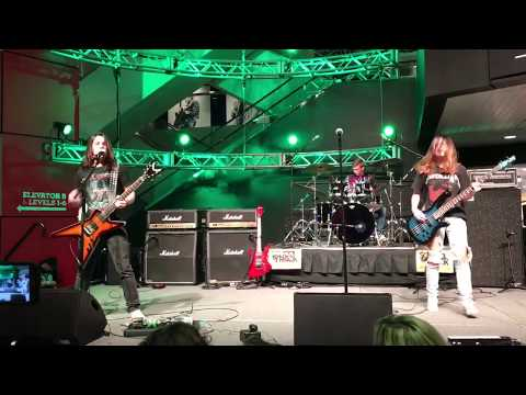Domination Pantera    @ The Rock n Roll Hall of Fame & Museum 21817