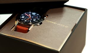 Smartwatch that Lasts a Whole Month?! Quick Look at Huawei Watch GT