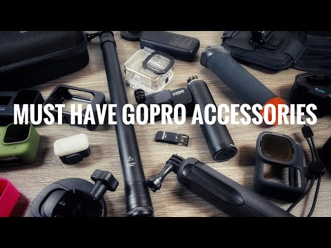 Must Have GoPro Accessories For 2020 | Hero 8 Black