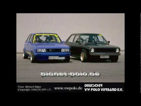 Polo 1 und Audi 50: Polo Tuning extrem (1998)