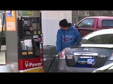 Drivers feel relief at pump as gas prices drop