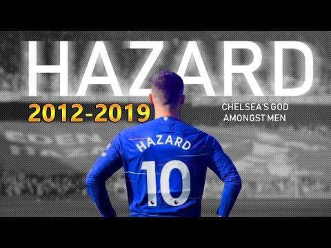 Eden Hazard - Chelsea's God Amongst Men || HD