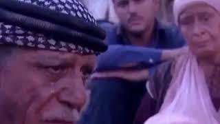 لقطة مؤثرة للراحل خالد تاجا من مسلسل التغريبة الفلسطينية ?
