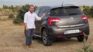 Prueba Citroën C4 Aircross HDI 115 CV 4WD - ActualidadMotor