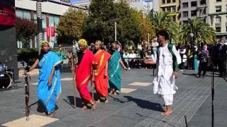 Arab Cultural Festival 2012: Sudanese Sword Dance @ Union Square (Clip 4)