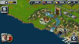Jurassic Park Builder - Research of Pterodactylus