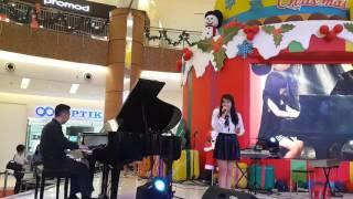 Odelia Sabrina My Grown Up Christmas cover