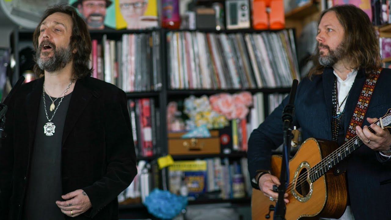The Black Crowes: NPR Music Tiny Desk Concert