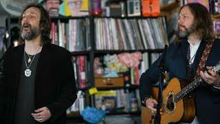 The Black Crowes: NPR Music Tiny Desk Concert