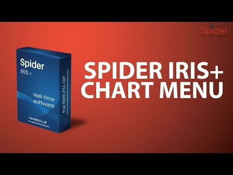 How to use Spider Software Iris Plus : Chart Menu | Hindi | Complete Tutorial thumbnail