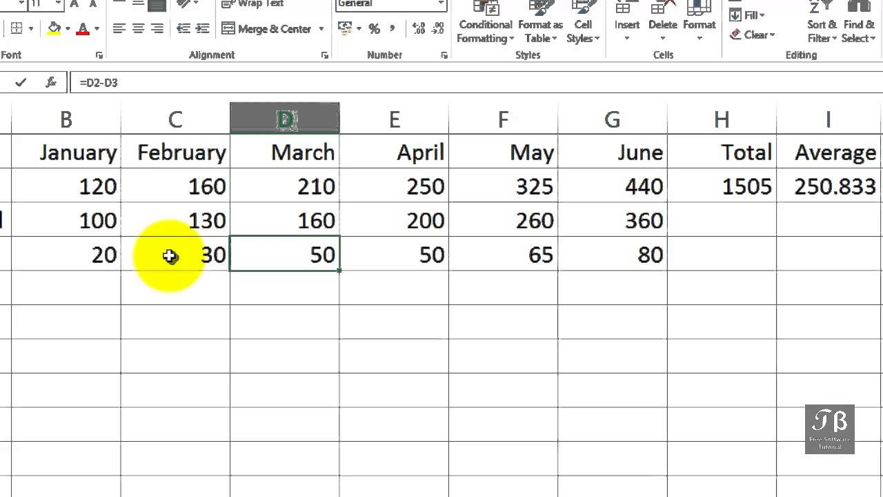 Workbooks copy formulas between workbooks : Excel Copying Formula To Adjacent Cells Excel 2013 Beginners ...