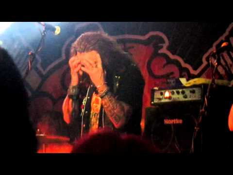 Ginger Wildheart and Friends | The Revolution Will Be Televised | London 18/12/2011