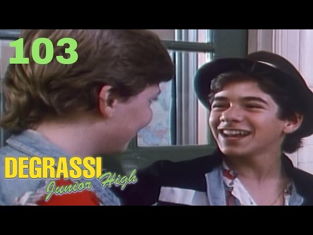 Degrassi Junior High 103 - The Experiment | HD | Full Episode