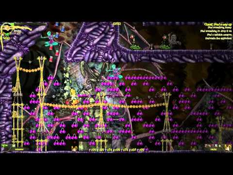 Toxic Bunny HD 1.3 Gameplay Footage