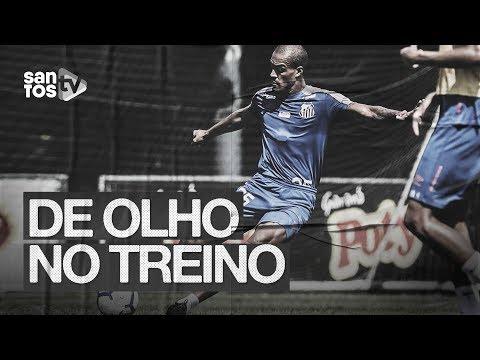 PARA VOLTAR A VENCER, SANTOS TREINA FIRME | DE OLHO NO TREINO (24/09/19)