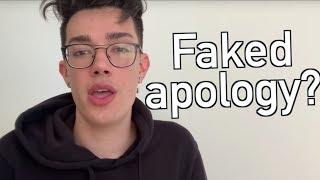 APOLOGY REVIEW: James Charles