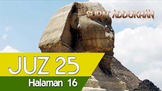JUZ 25 HALAMAN 16 - Al-Quran dan terjemahan