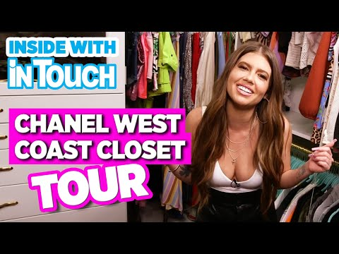 Chanel West Coast Closet Tour | Inside With InTouch